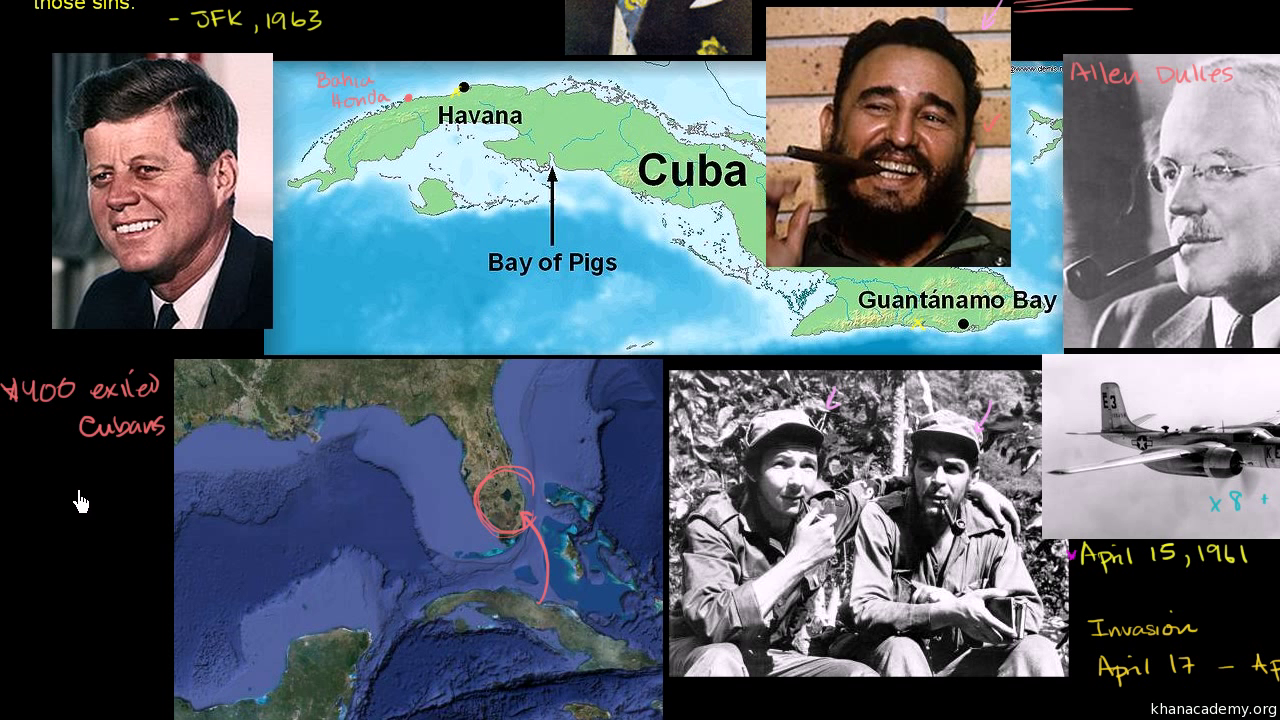 Bay Of Pigs Cold War