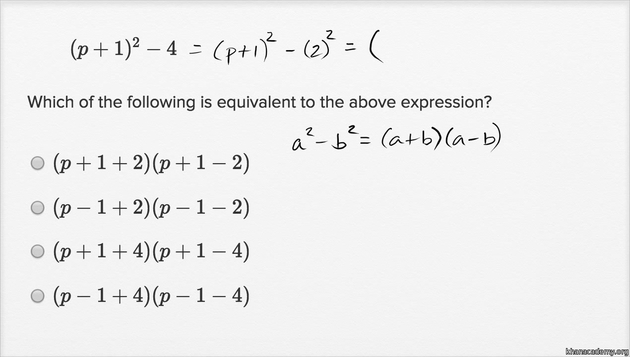 5f103c304 Structure in expressions — Basic example (video)