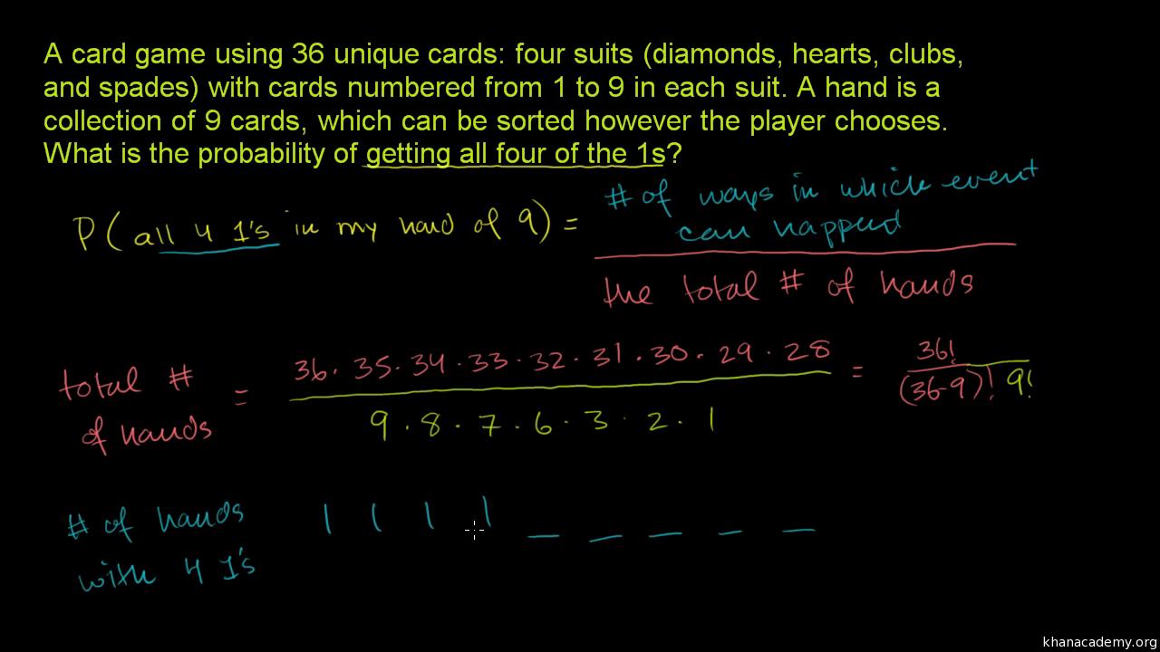 Probability | High school statistics | Math | Khan Academy