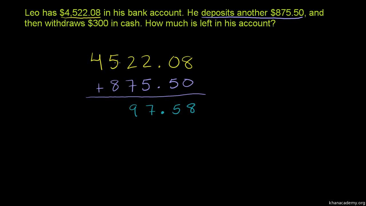 Arithmetic operations | 6th grade | Math | Khan Academy