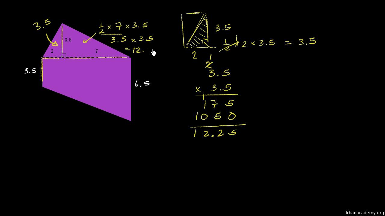 Perimeter and area   Class 7 math (India)   Khan Academy