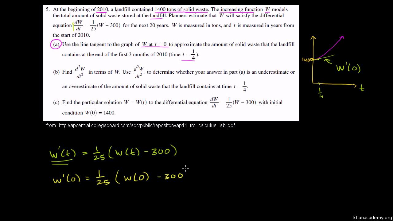 calculus practice test solutions 2013