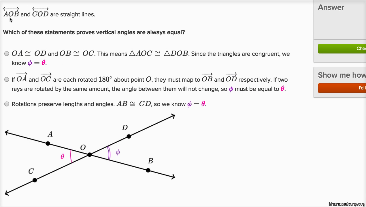 Angles   Geometry (all content)   Math   Khan Academy