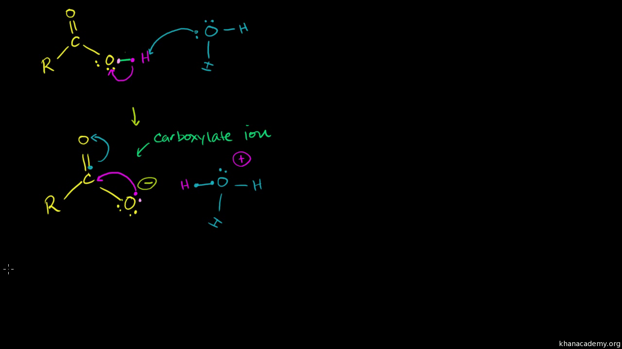 Carboxylic acid introduction